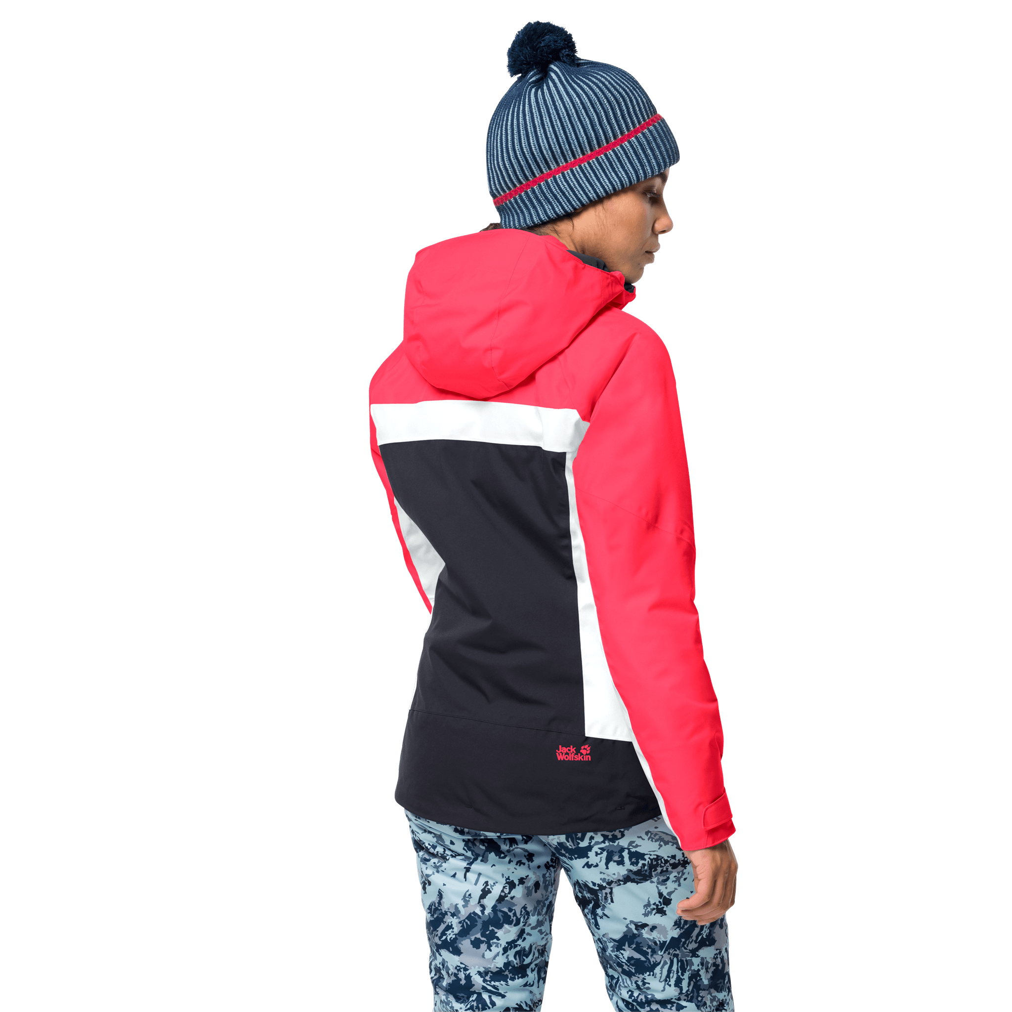 Ebony Ski Jacket Women