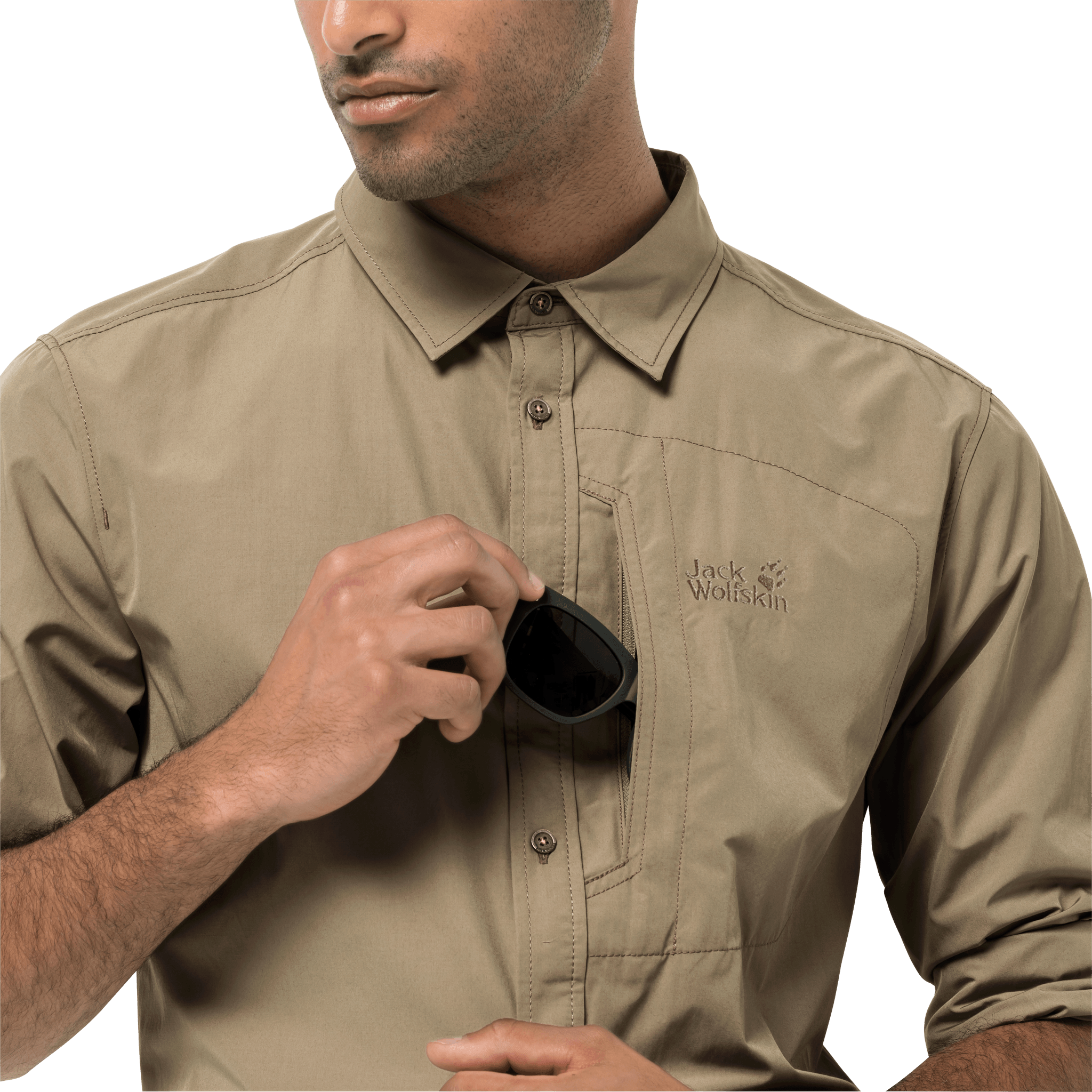 Sand Dune Mosquito Protection Roll-Up Shirt