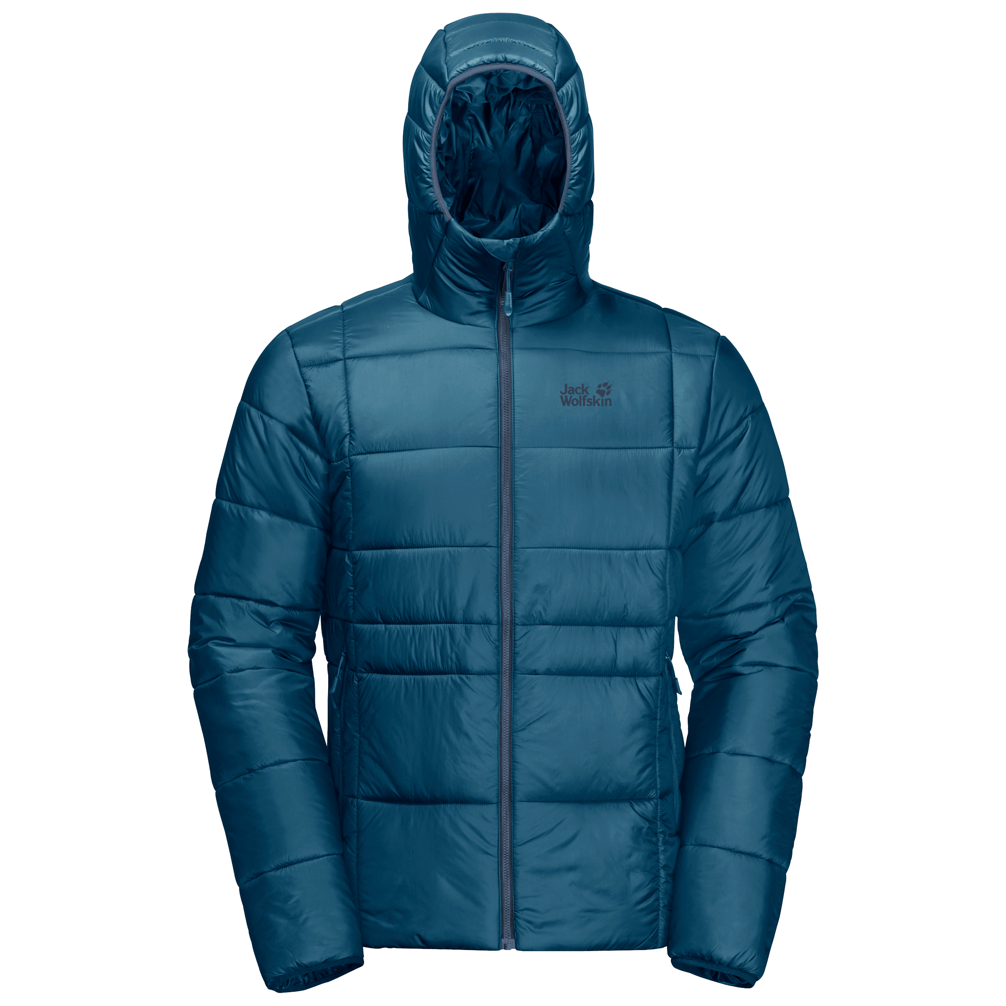 Dark Cobalt Windproof Insulated Jacket Men