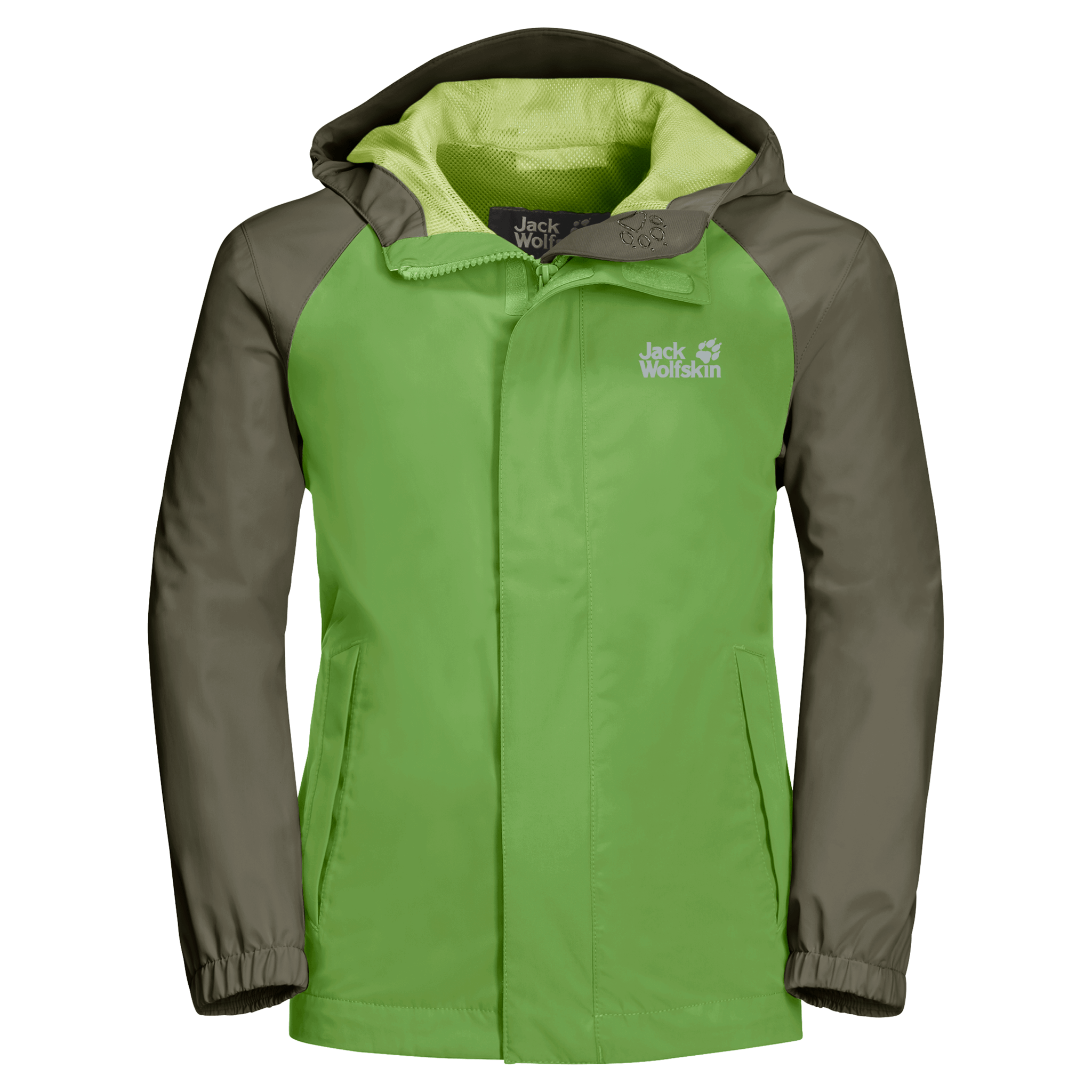 Green Jade Kids Hiking Jacket