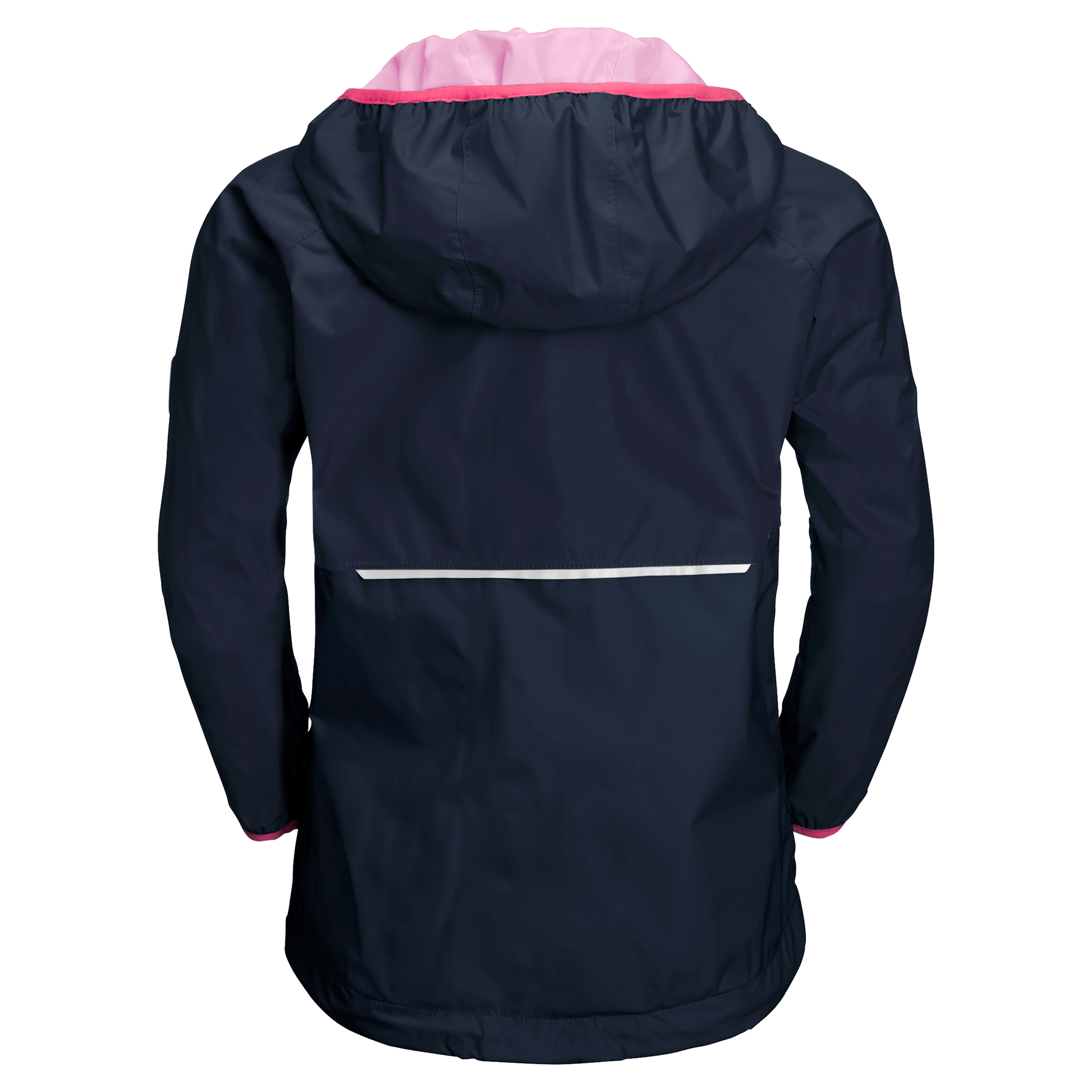 Midnight Blue Kids' Rain Jacket