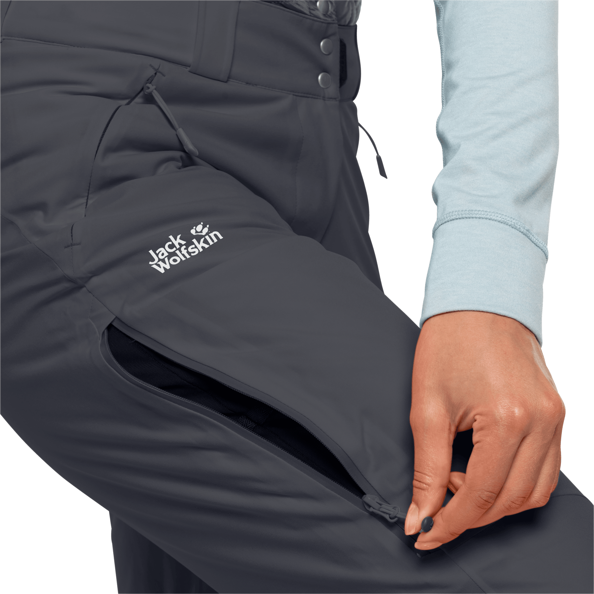 Ebony Ski Pants Women