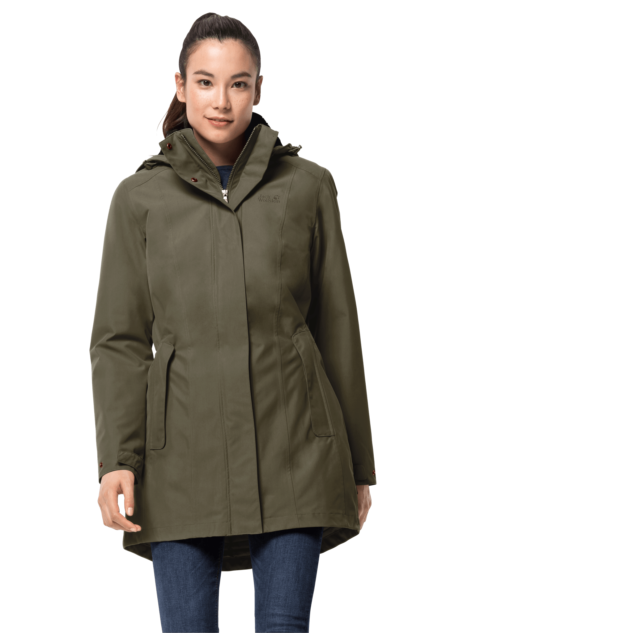 Granite Winter Coat Women