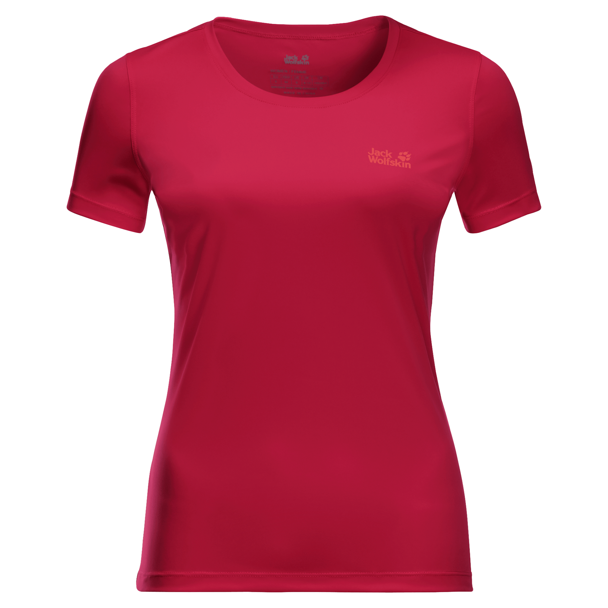 Scarlet Womens Athletic Shirt