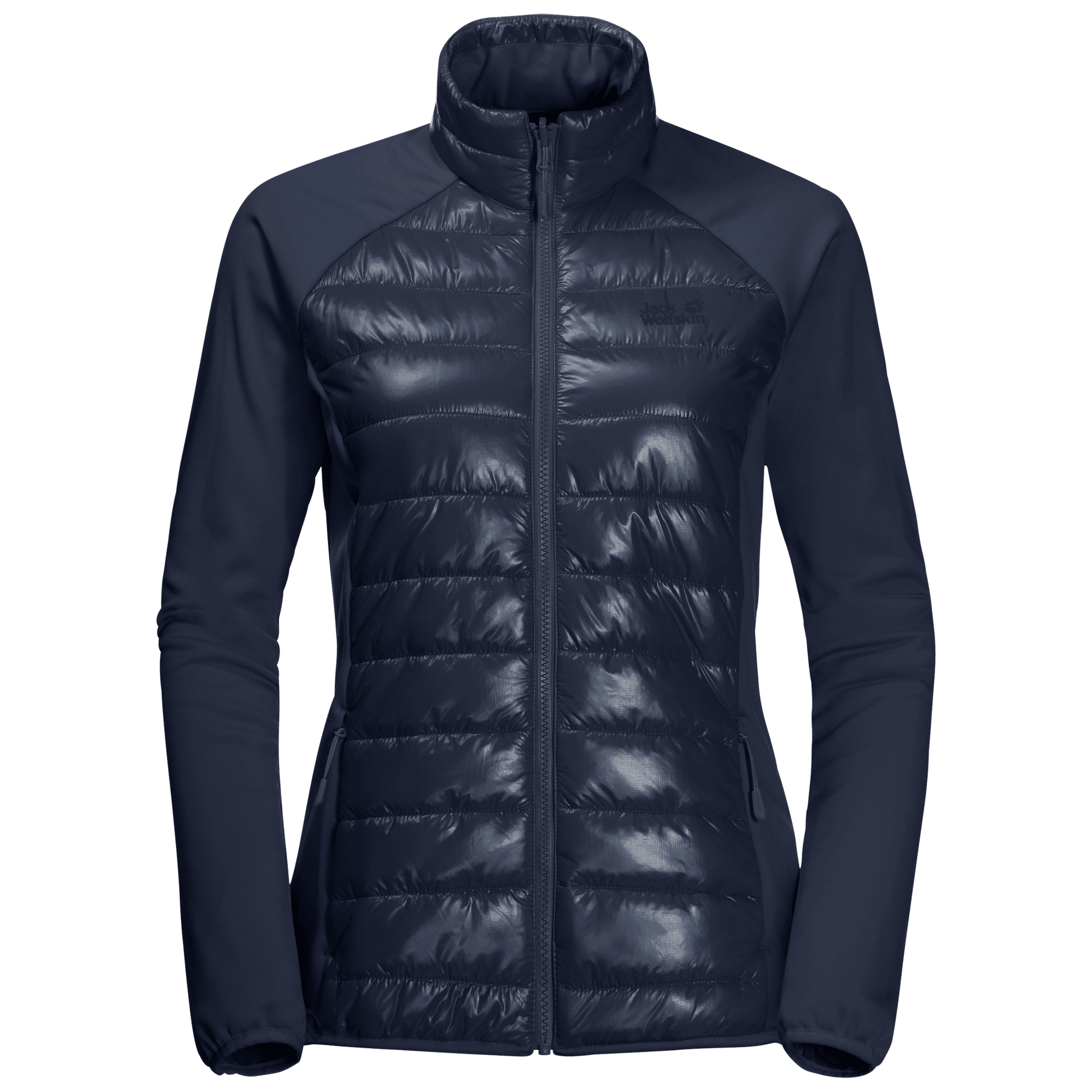 Midnight Blue 3-In-1 Waterproof Hardshell