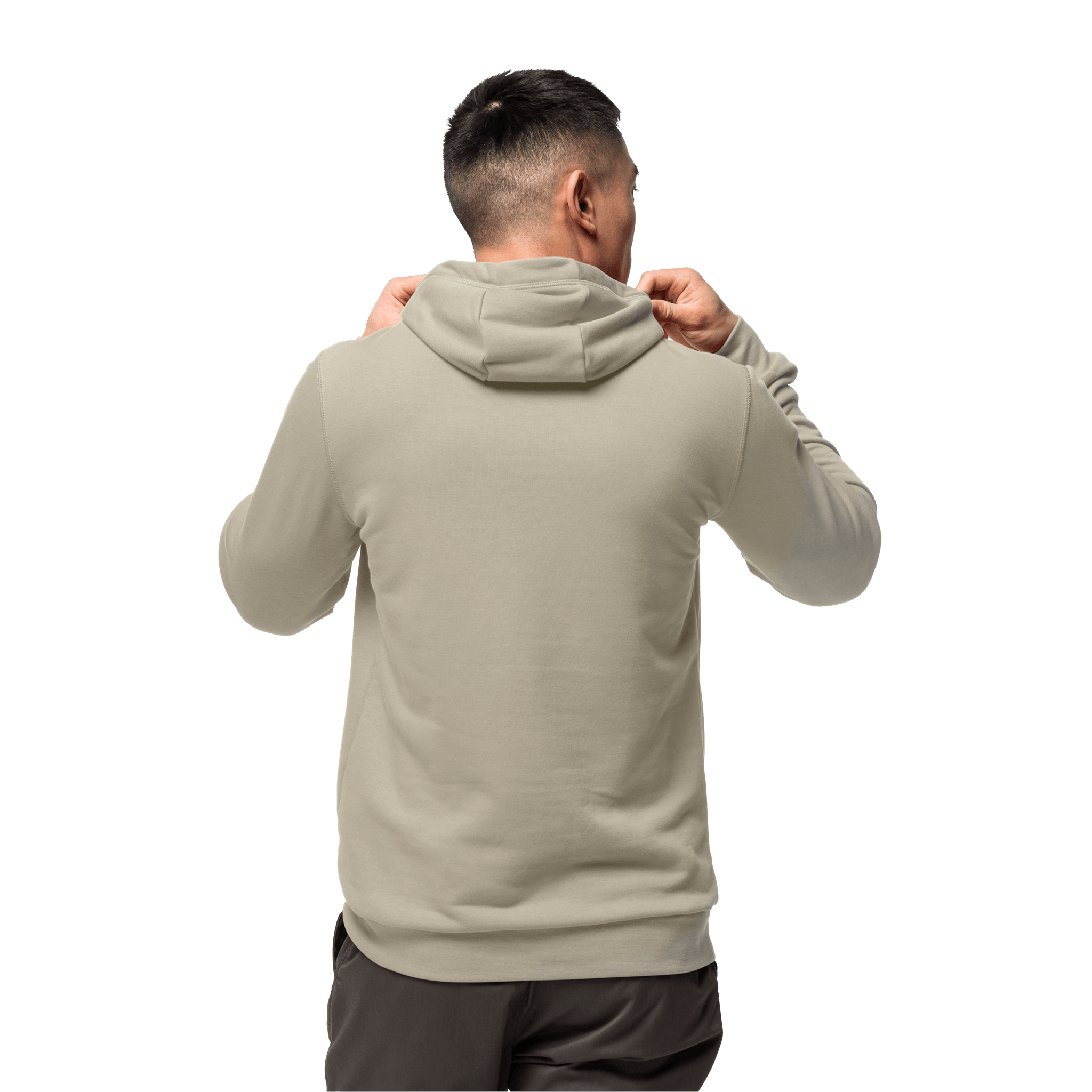 Linen Organic Cotton Sweatshirt