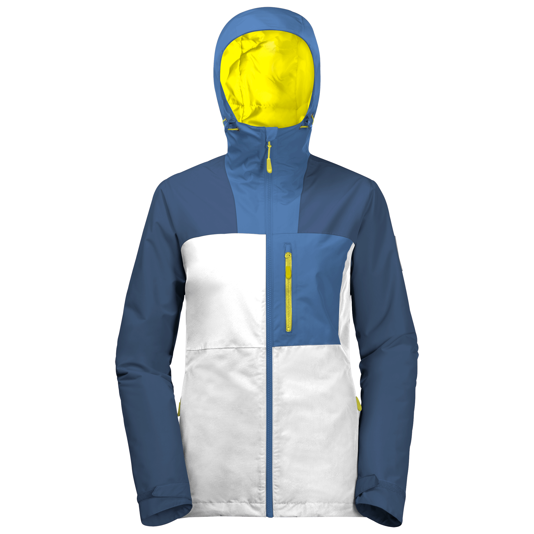 Federal Blue Windproof Insulated Jacket Women