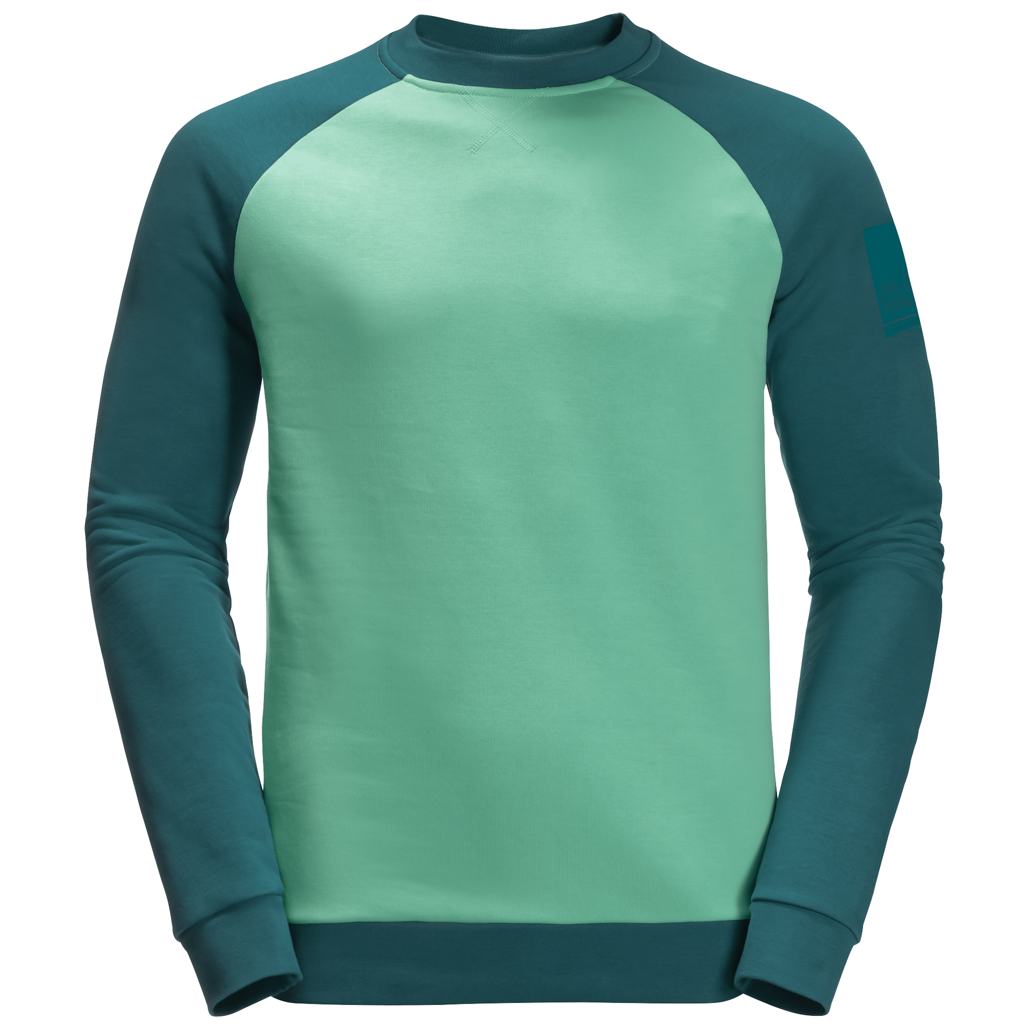 Pacific Green French Terry Sweatshirt