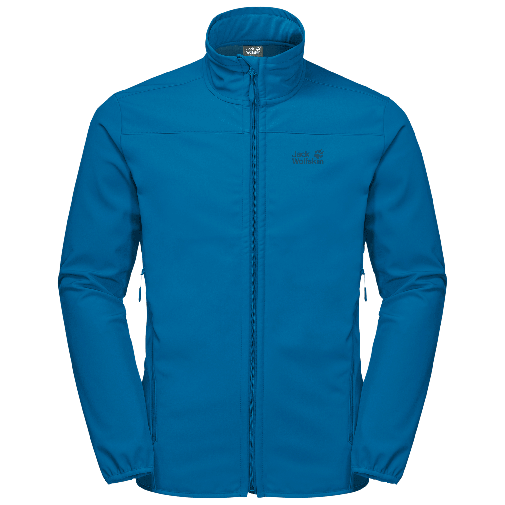 Blue Pacific Windproof Softshell Jacket Men