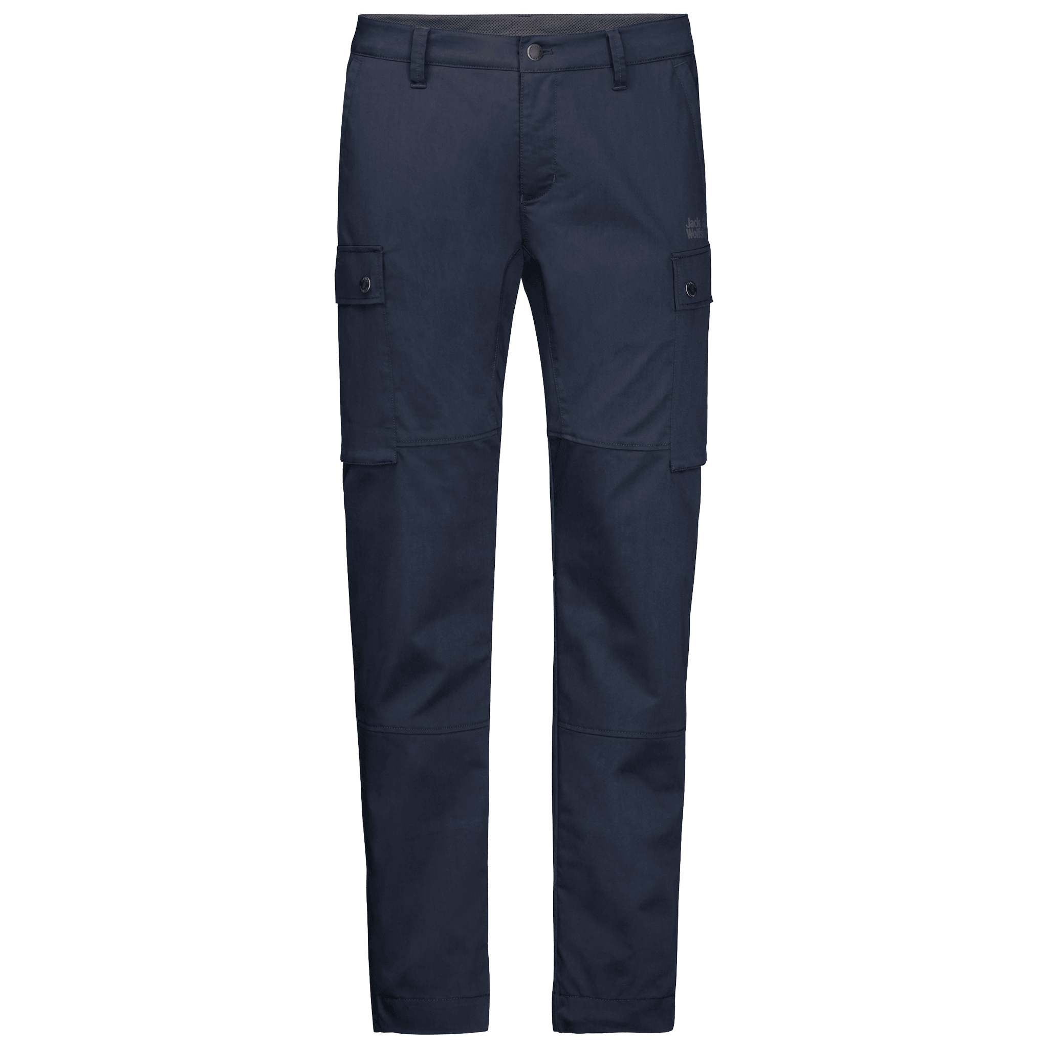 Night Blue Water Repellent Pant With Thermal Lining