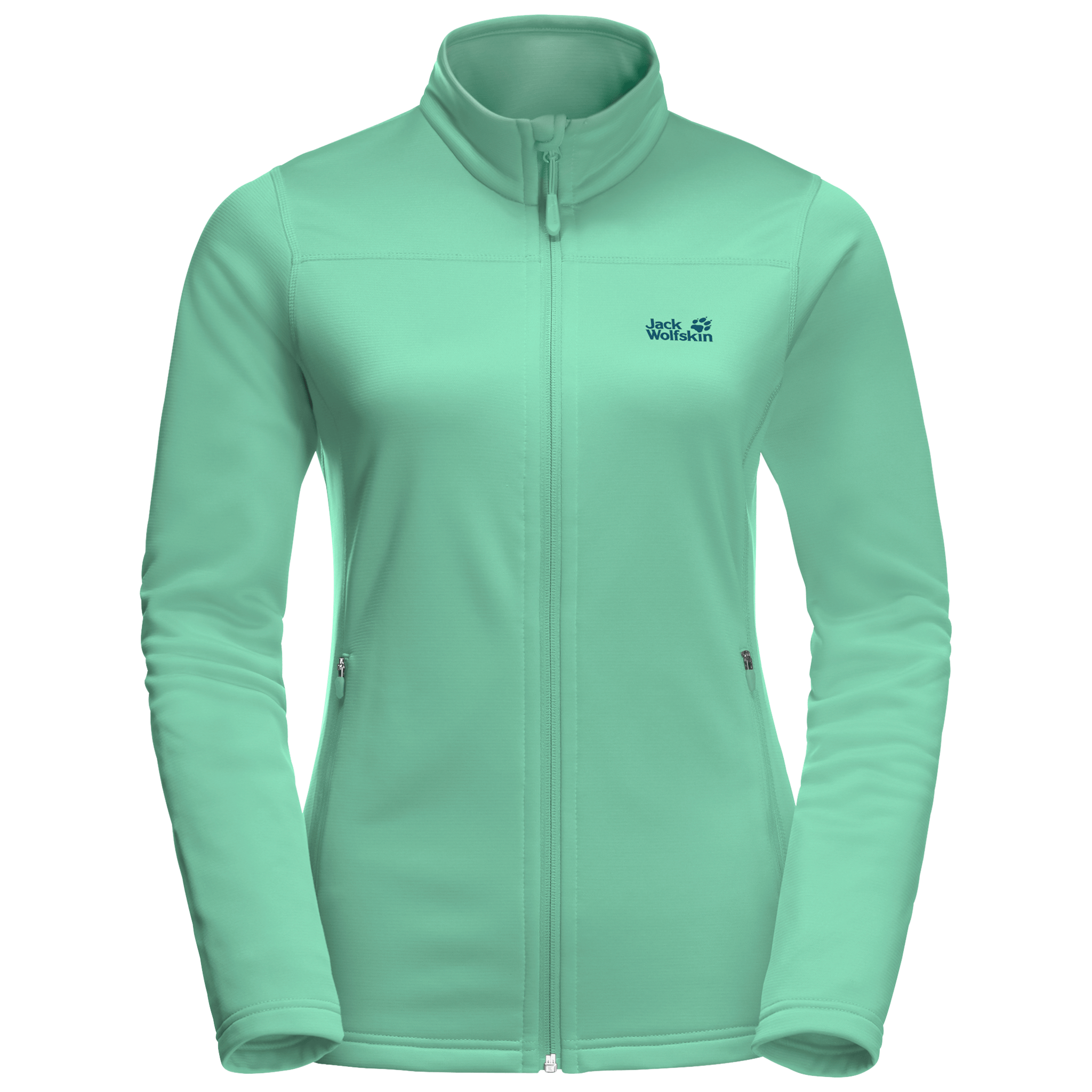 Pacific Green Fleece Jacket Women