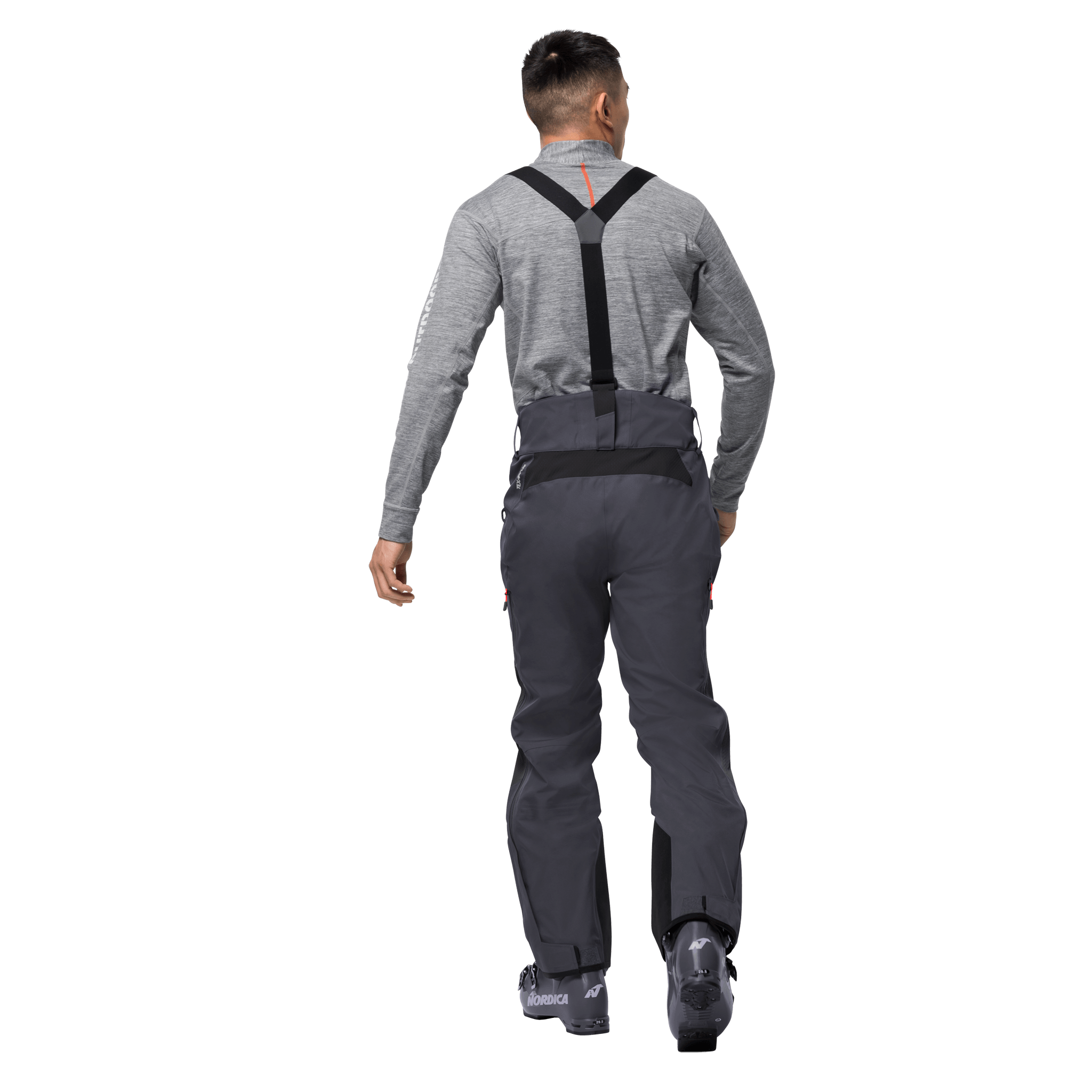 Ebony Ski Pants Men
