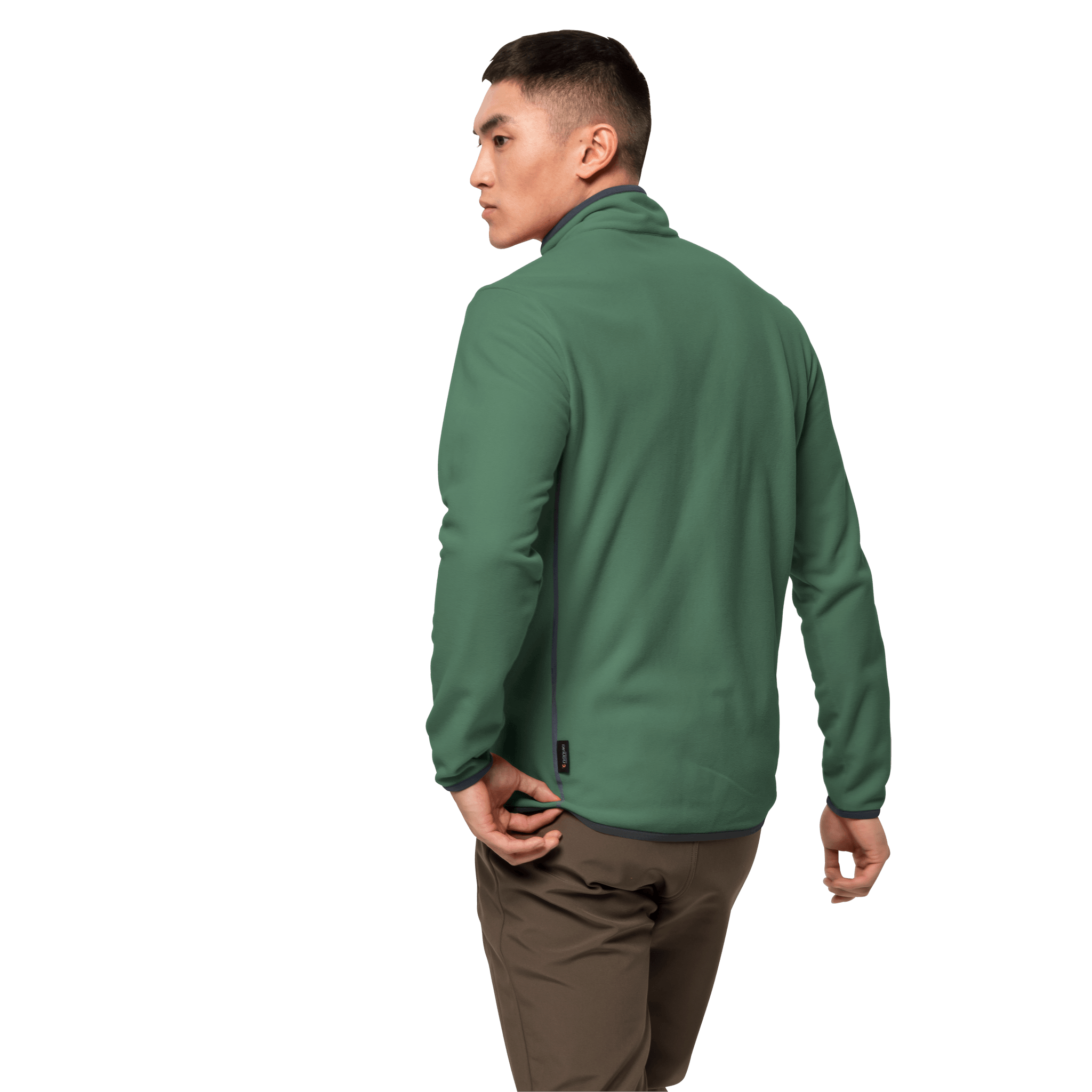 Sage Fleece Sweatshirt Men