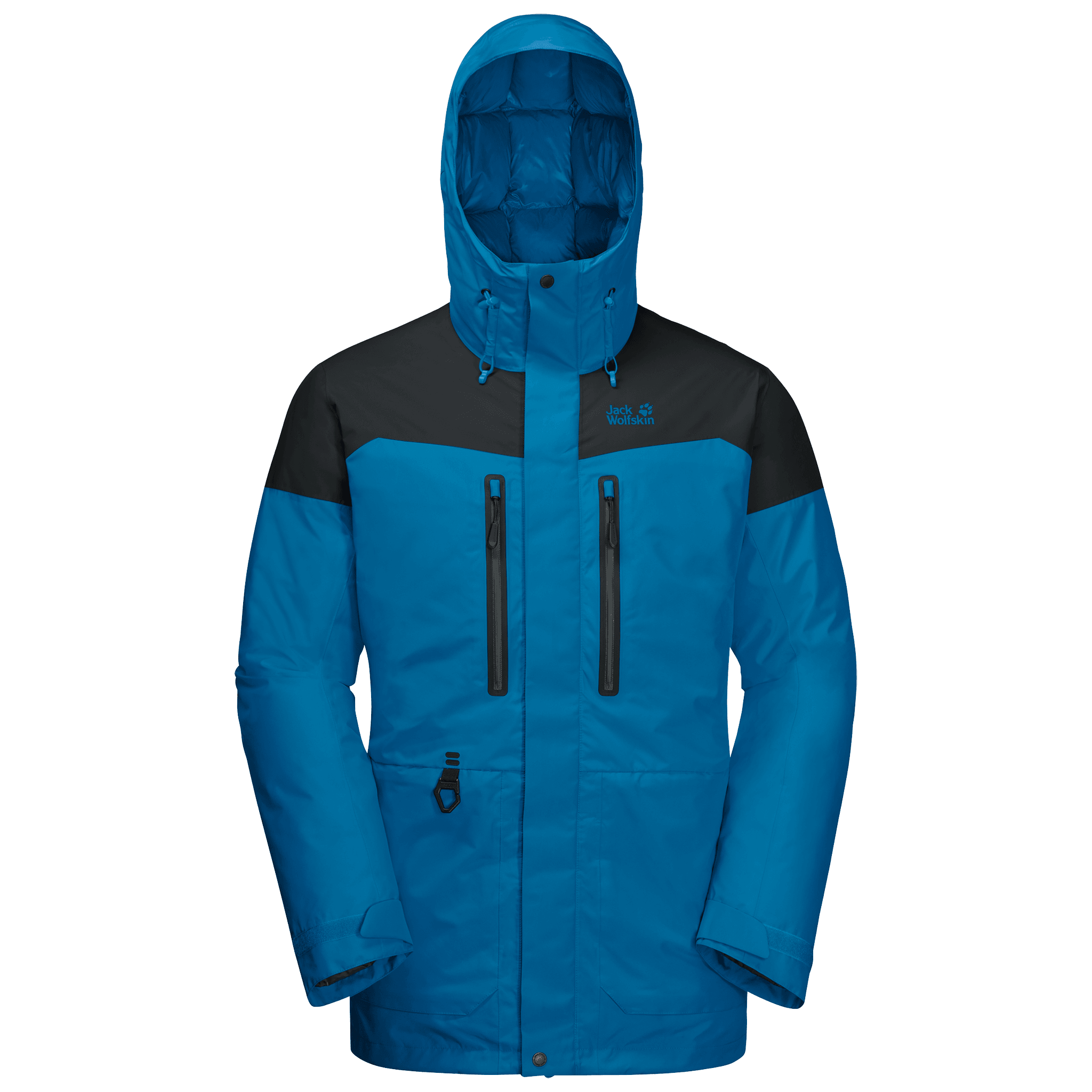 Blue Pacific Winter Parka Men