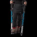Black Down Skirt Women