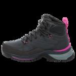 Phantom / Pink Womens Waterproof Hiking Shoes