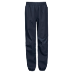 Midnight Blue Waterproof And Breathable Rain Pants