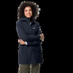 Night Blue Last Season - Raincoat Women