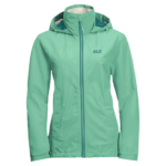 Pacific Green Lightweight Rain Jacket