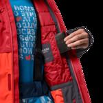 Red Fire Ski Jacket Men
