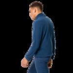 Dark Indigo Lightweight Fleece Jacket