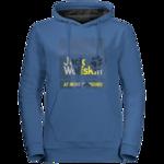 Federal Blue Organic Cotton Sweatshirt