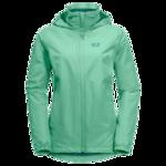 Pacific Green Womens Lightweight Hiking Jacket