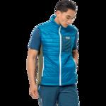 Blue Jewel Windproof Insulated Vest