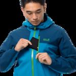 Blue Jewel Lightweight Hiking Jacket