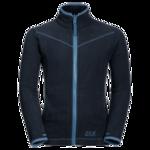 Night Blue Kids Fleece Jacket