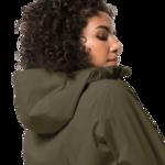 Granite Ultralight And Packable Jacket Women