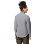 Slate Grey Fleece Pullover