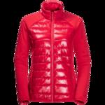 Clear Red 3-In-1 Waterproof Hardshell