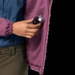 Violet Quartz Hardshell Jacket Women