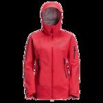 Tulip Red Waterproof Hiking Jacket