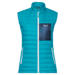 Dark Aqua Windproof Insulated Vest