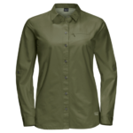 Light Moss Mosquito Protection Roll-Up Shirt