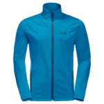 Blue Jewel Hiking Jacket Men