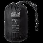 Black Windproof Quilted Vest Men