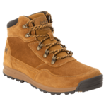 Honey / Brown Men'S Leisure Leather Boots