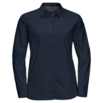 Midnight Blue Mosquito Protection Roll-Up Shirt