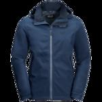 Dark Indigo Lightweight Rain Jacket