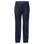 Midnight Blue Rascal Winter Pants For Kids