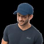 Ocean Wave Organic Cotton Baseball Hat