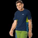 Dark Indigo Lightweight Athletic T-Shirt