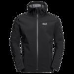 Black Rain Jacket Men