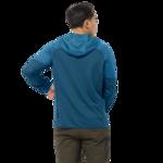 Dark Cobalt Water Repellent Fleece Jacket