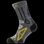 Dark Grey Hiking Socks