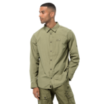Khaki Mosquito Protection Roll-Up Shirt
