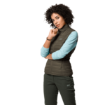Granite Windproof Insulated Vest